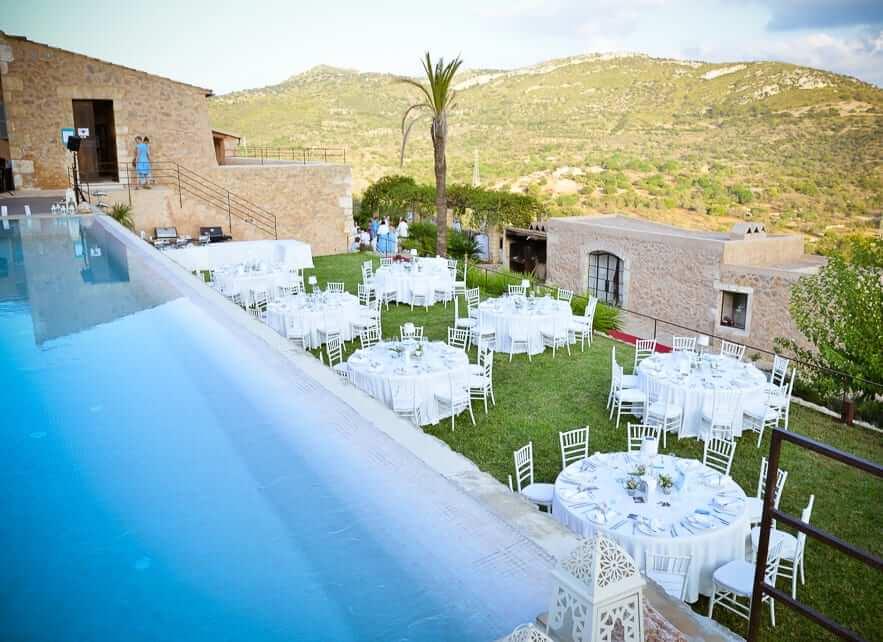 Eure Hochzeit auf Mallorca in einer Finca