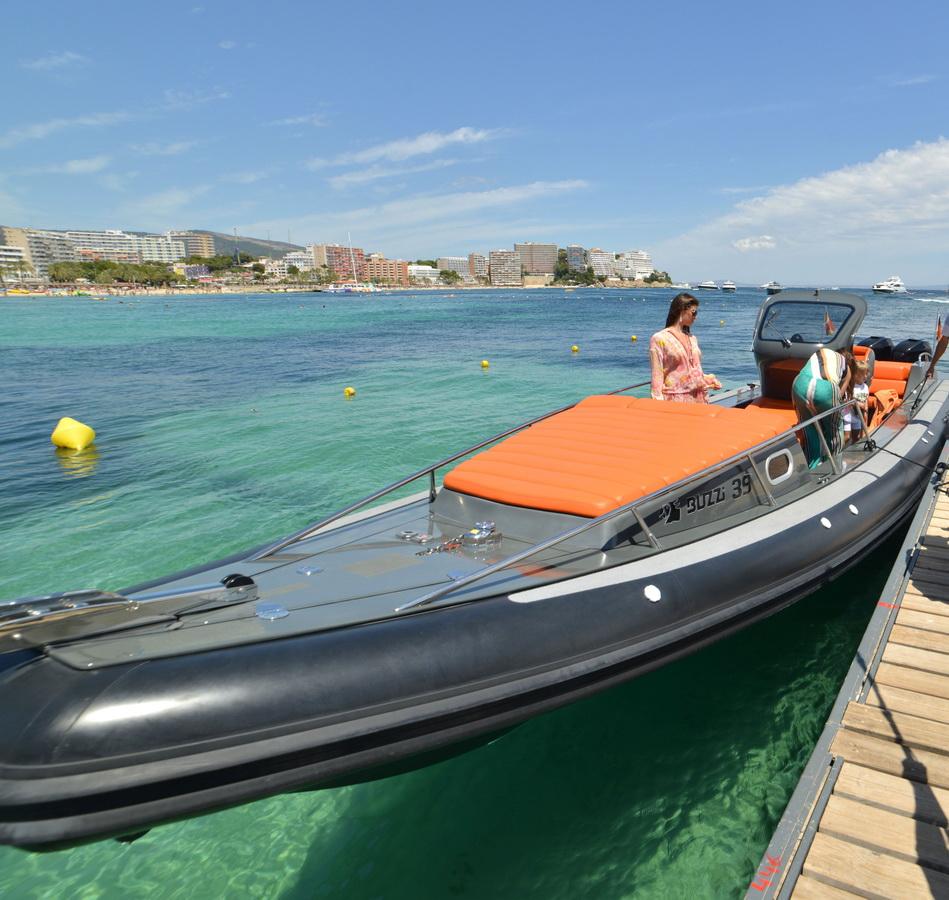 Ausflug mit dem Boot bei Eurer Hochzeit auf Mallorca