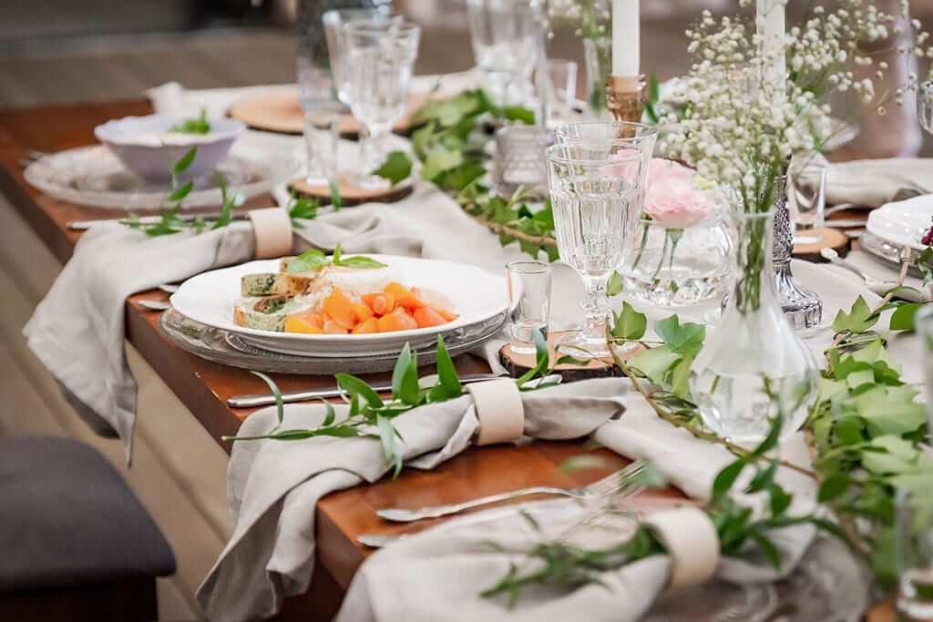 Bohostil bei Eurer Hochzeit auf einer Finca auf Mallorca