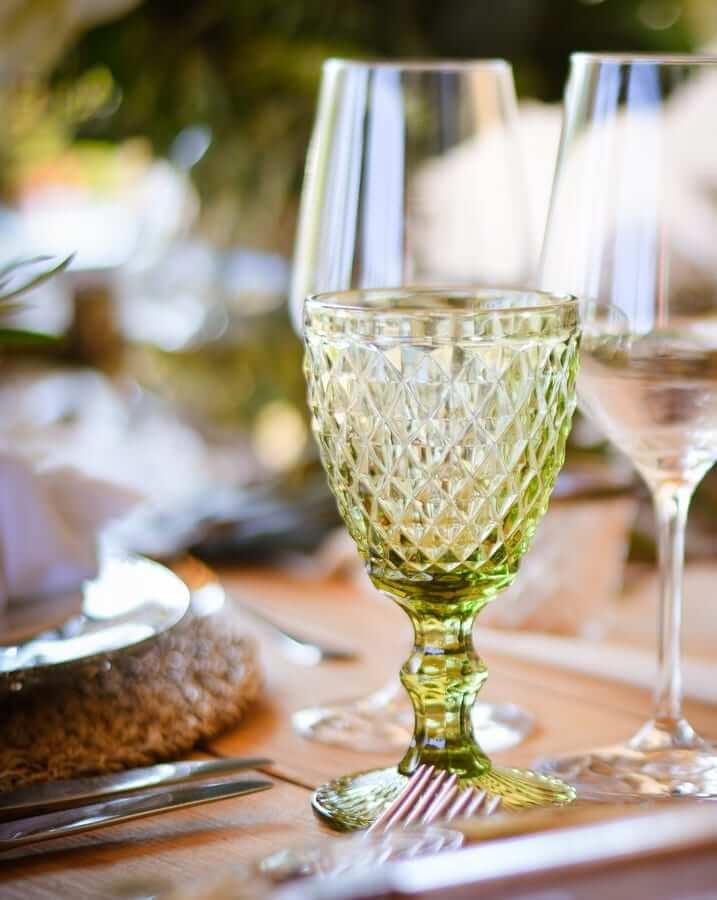 Hochzeitstafel mit Geschmack auf der Hochzeitsfinca Mallorca